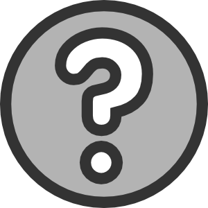Animated Question Mark Clip Art