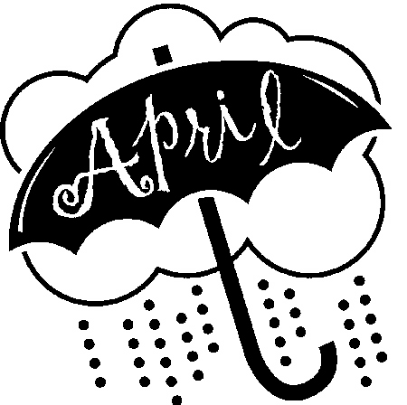 April Showers Clipart And Photo Pictures Wallpapers Images