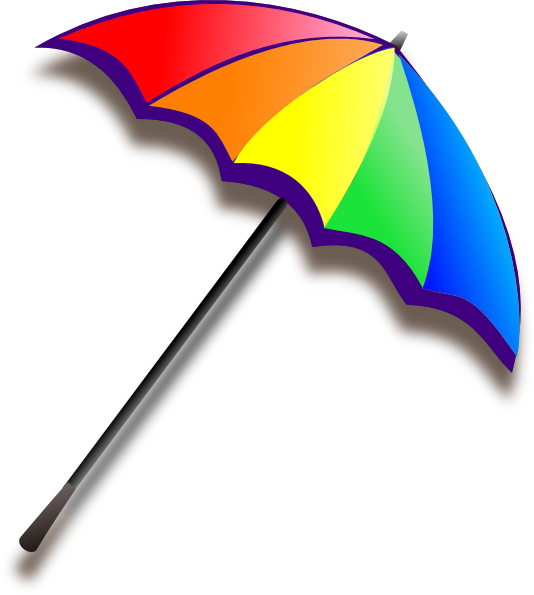 April Umbrella Clipart Free Clipart Images