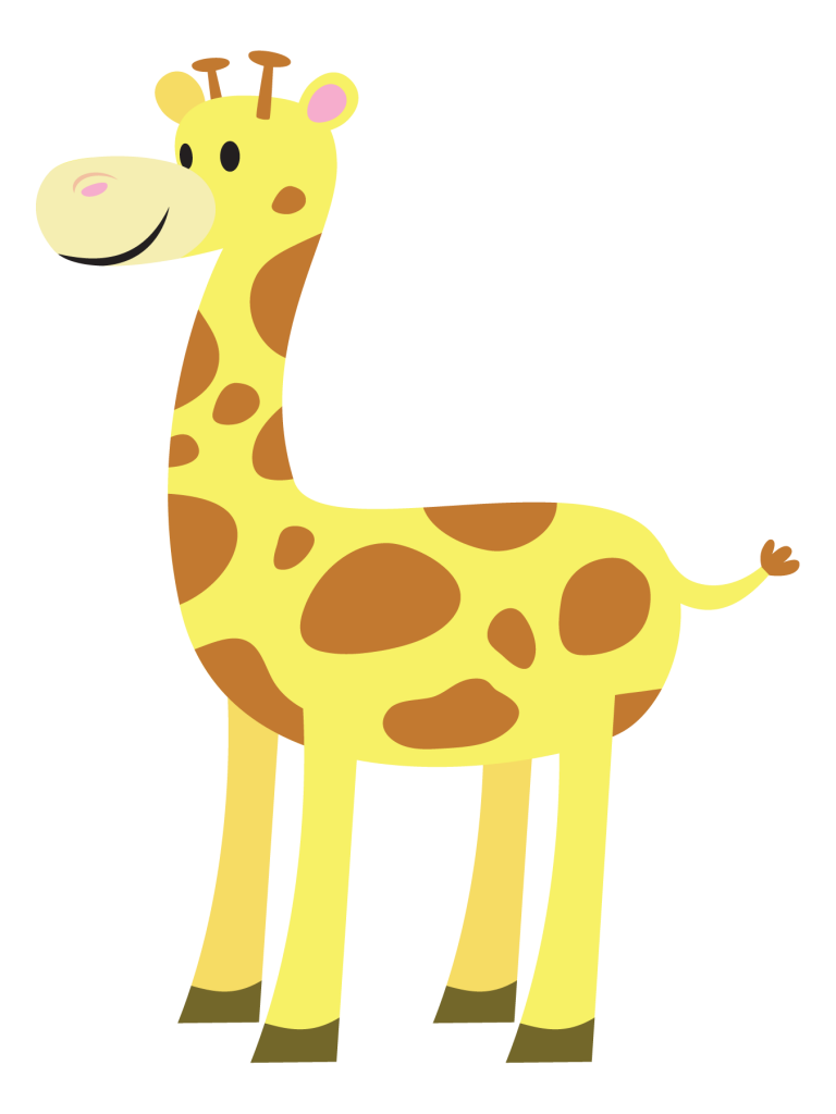 Baby Giraffe Clipart Free Clipart Images
