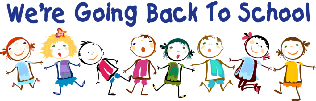 Back To School Clip Art 3 Png