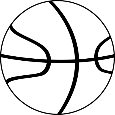 Ball Clipart Black And White Free Clipart Images