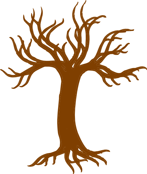 Bare Tree Clip Art Free
