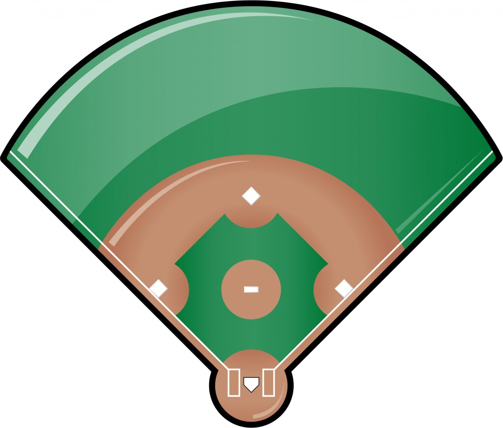 Baseball Field Clipart Free Clipart Images