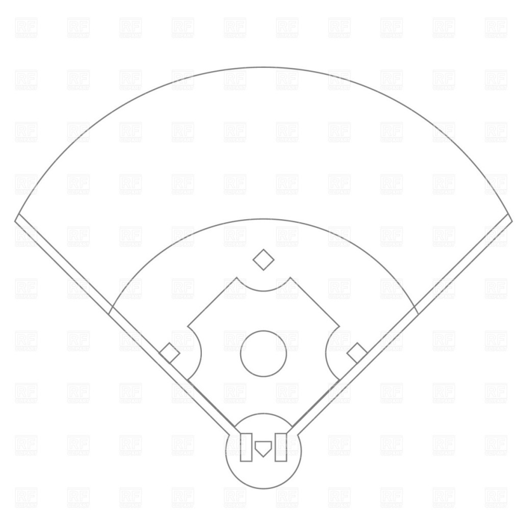 best baseball field clip art  4784
