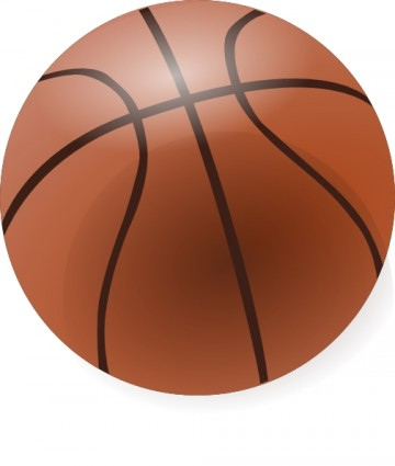 Basketball Clip Art Free Vector In Open Office Drawing