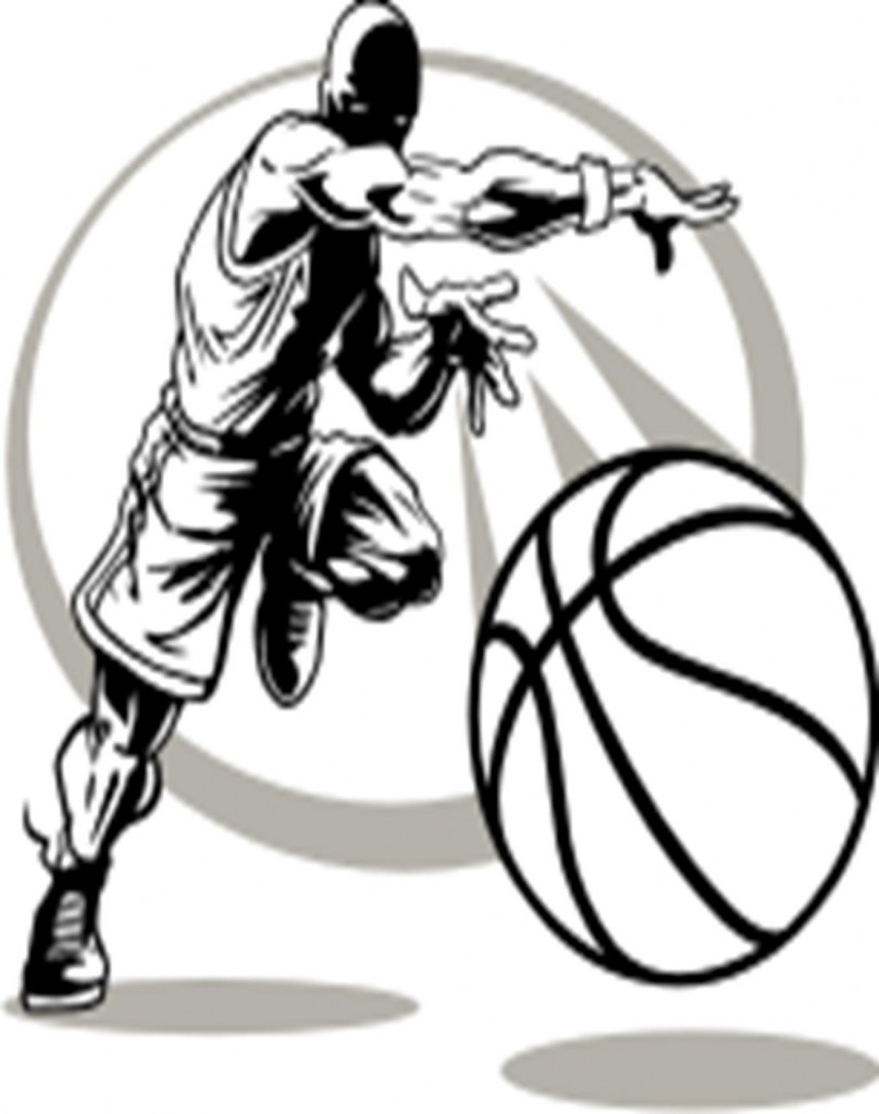 Cool basketball player pictures