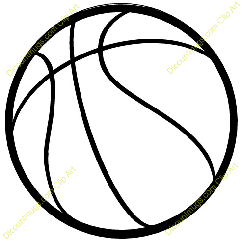 Basketball Clipart Pictures