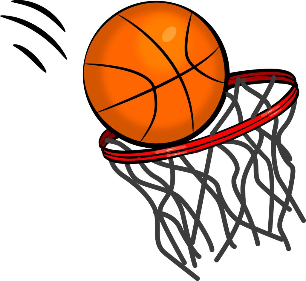 Basketball Net Clipart Free Clipart Images