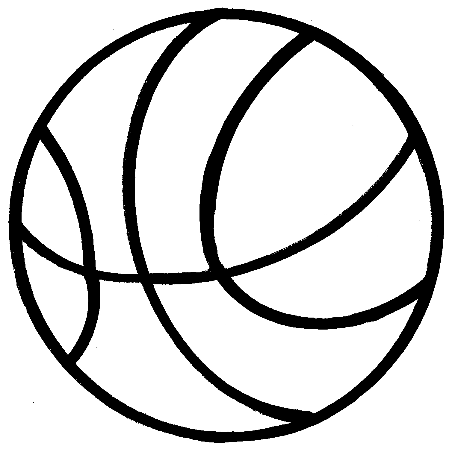 Basketball Player Clipart Black And White Free