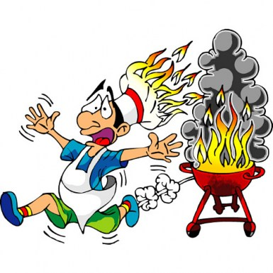Bbq Clip Art Foods Cleanclipart
