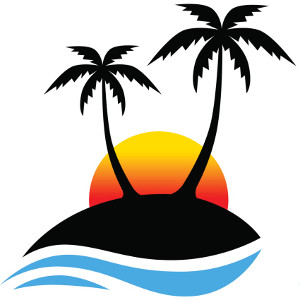 Beach Palm Tree Clipart Free Clip Art Images