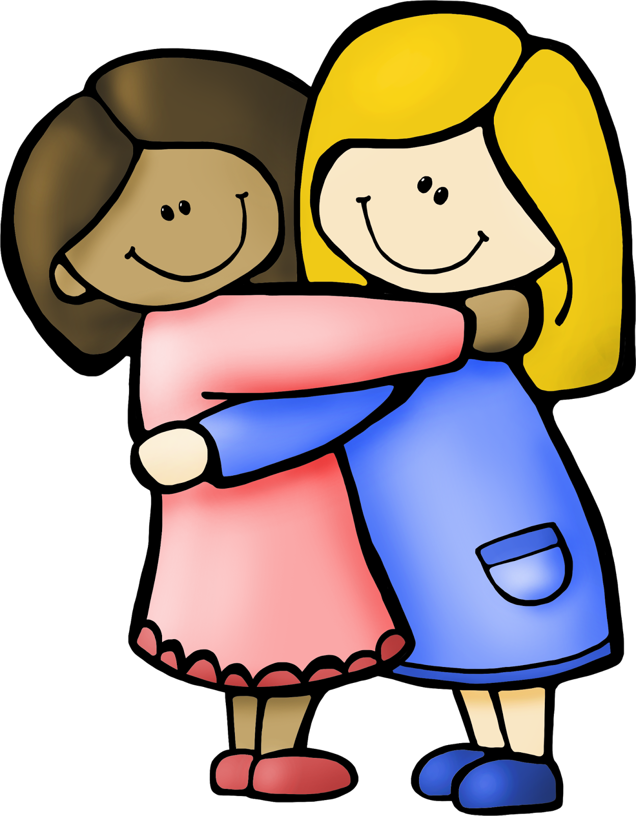 Best Clipart Best Friends #297 - Clipartion.com