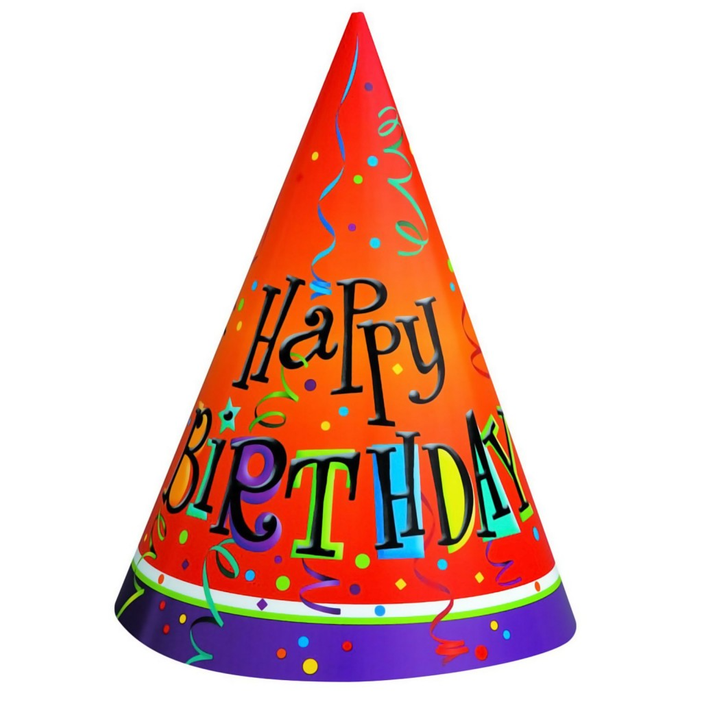 Birthday Hat Clip Art Clipart Free Clipart