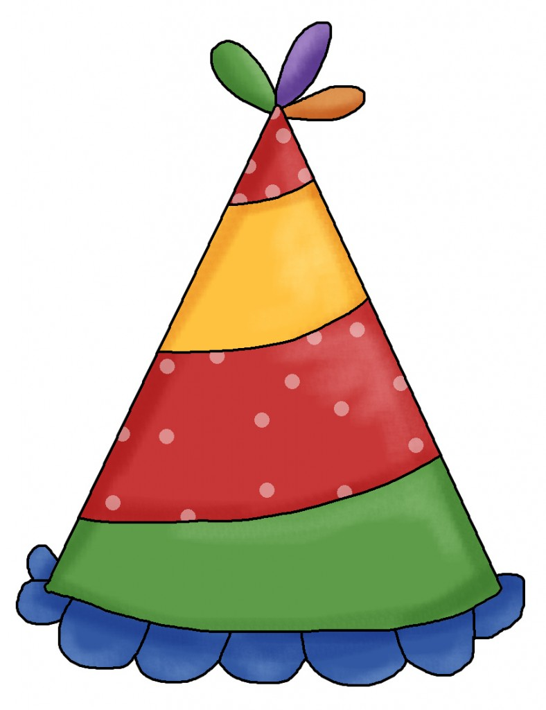 Best Birthday Hat Clipart #2427 - Clipartion.com