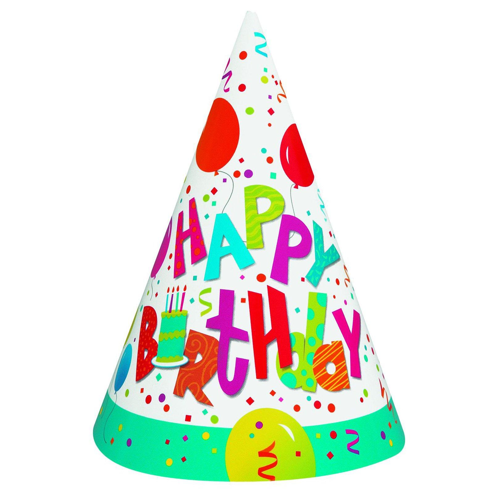 Birthday Party Hat Clipart Free Clipart