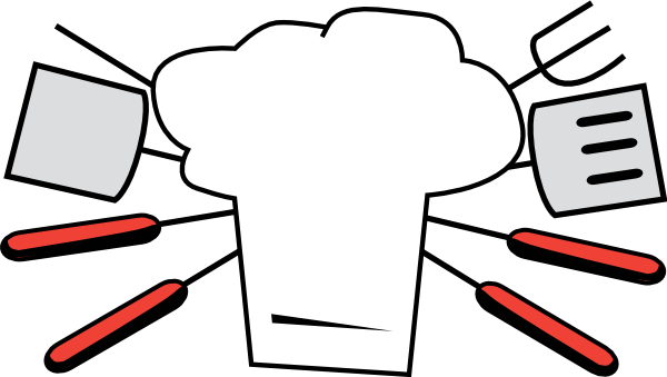 Black And White Bbq Clipart Free Clipart Images