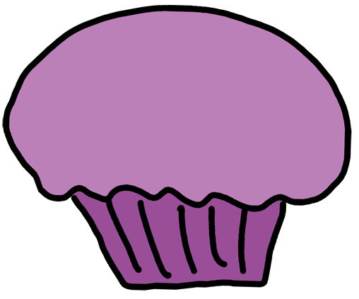 Free Clipart Cupcake Clipart Black And White on School Jumper Clipart