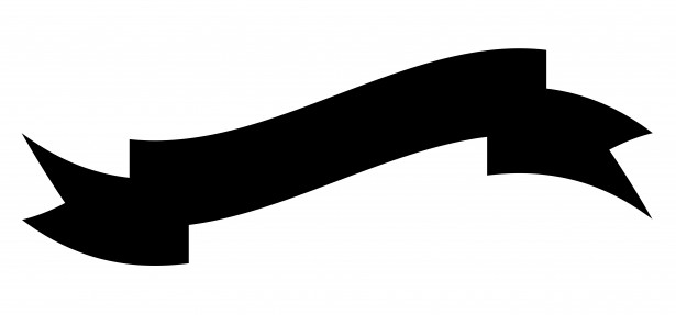 Black Banner Clipart Free Clipart Images