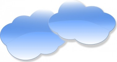 Blue Sky And Clouds Clip Art Free Vector For Free Download About