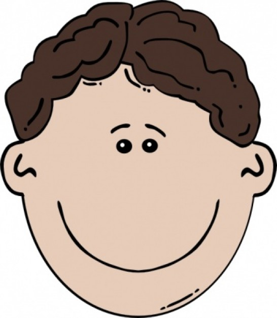 Boy Face Clipart Free Clipart Images