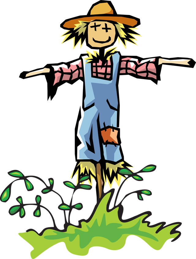 Build A Scarecrow Day Information And Clip Art