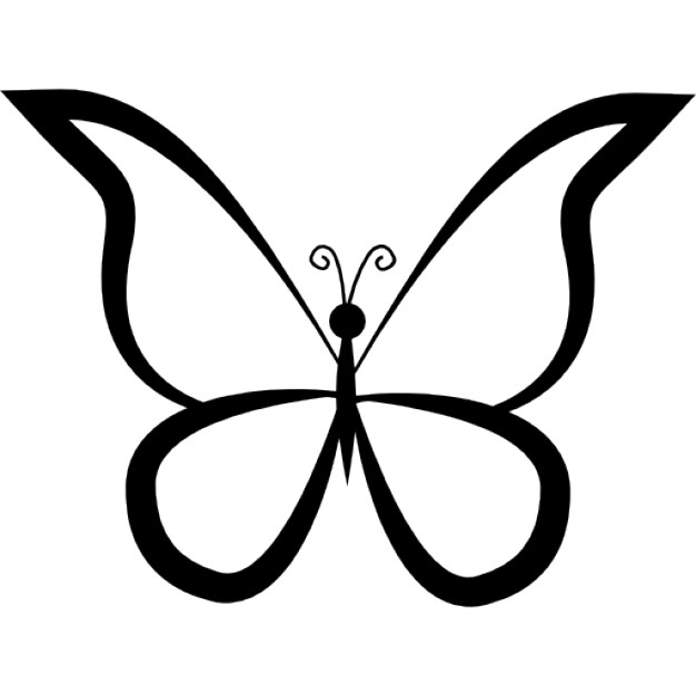 best butterfly outline 1174 clipartion com butterfly clipart images free butterfly clipart images scenic