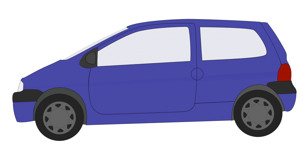 Car In Animation
