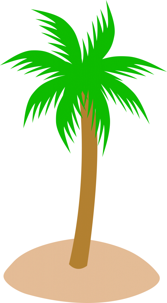 Cartoon Palmtree
