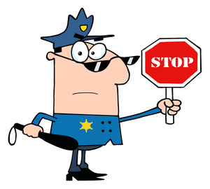 Cartoon Stop Sign Clipart Free Clipart