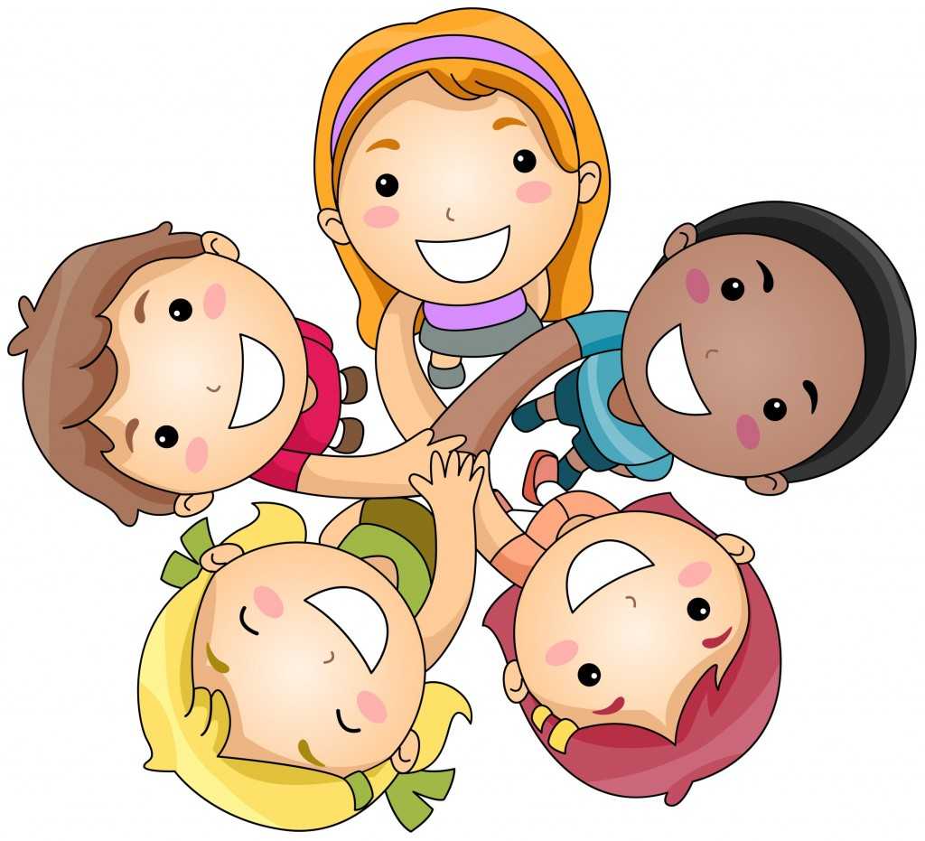 Child Friends Clip Art Create A Dream House Mehve Net