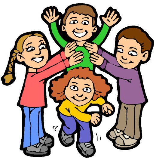 Children Clipart Friends