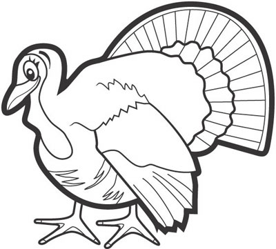 Best Turkey Clipart #4433 - Clipartion.com