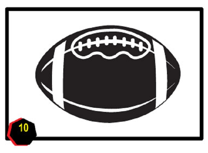 Best Football Clipart #774 - Clipartion.com