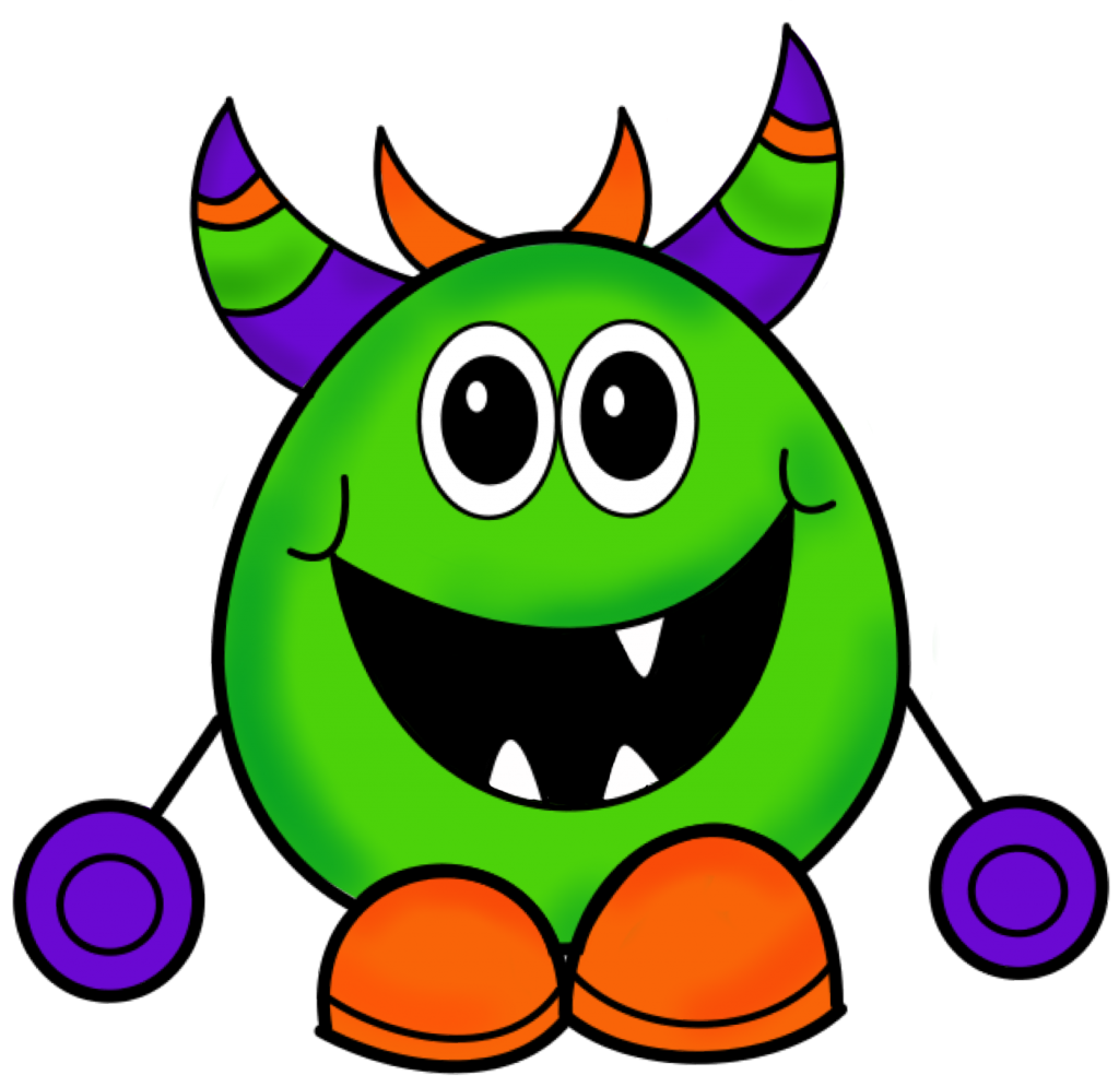 best monster clipart 3325 clipartioncom