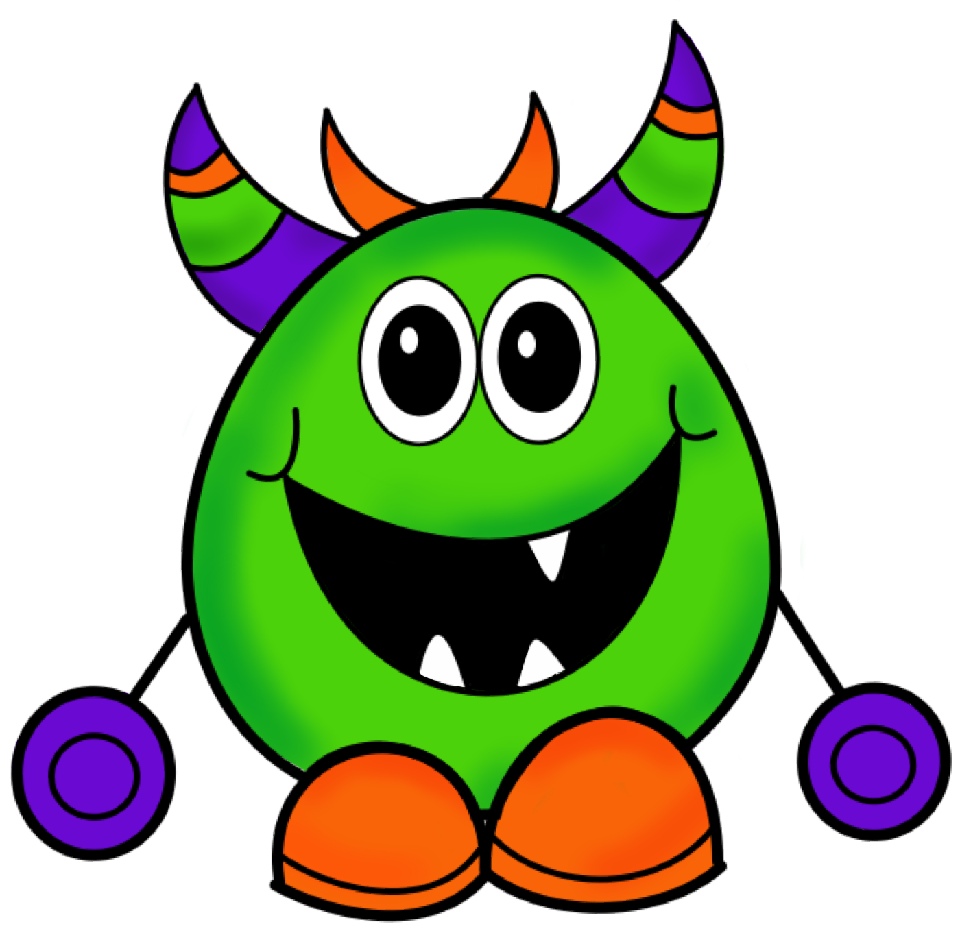 Clipart Monster