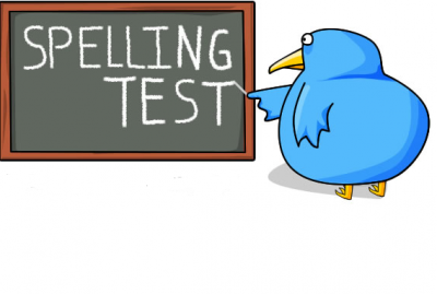 Clipart Spelling Test Images