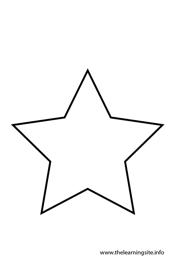 Cliparti1 Star Outline