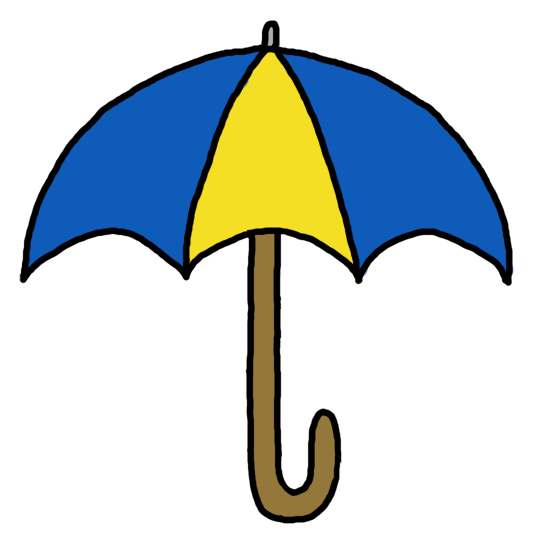 Closed Umbrella Clipart Free Clipart Images