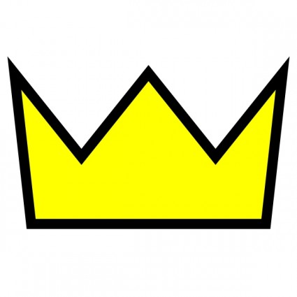 Clothing King Crown Icon clip art Free vector in Open office drawing ...