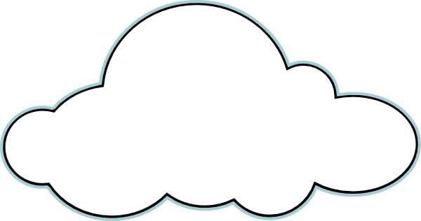 Cloud Clip Art Plans