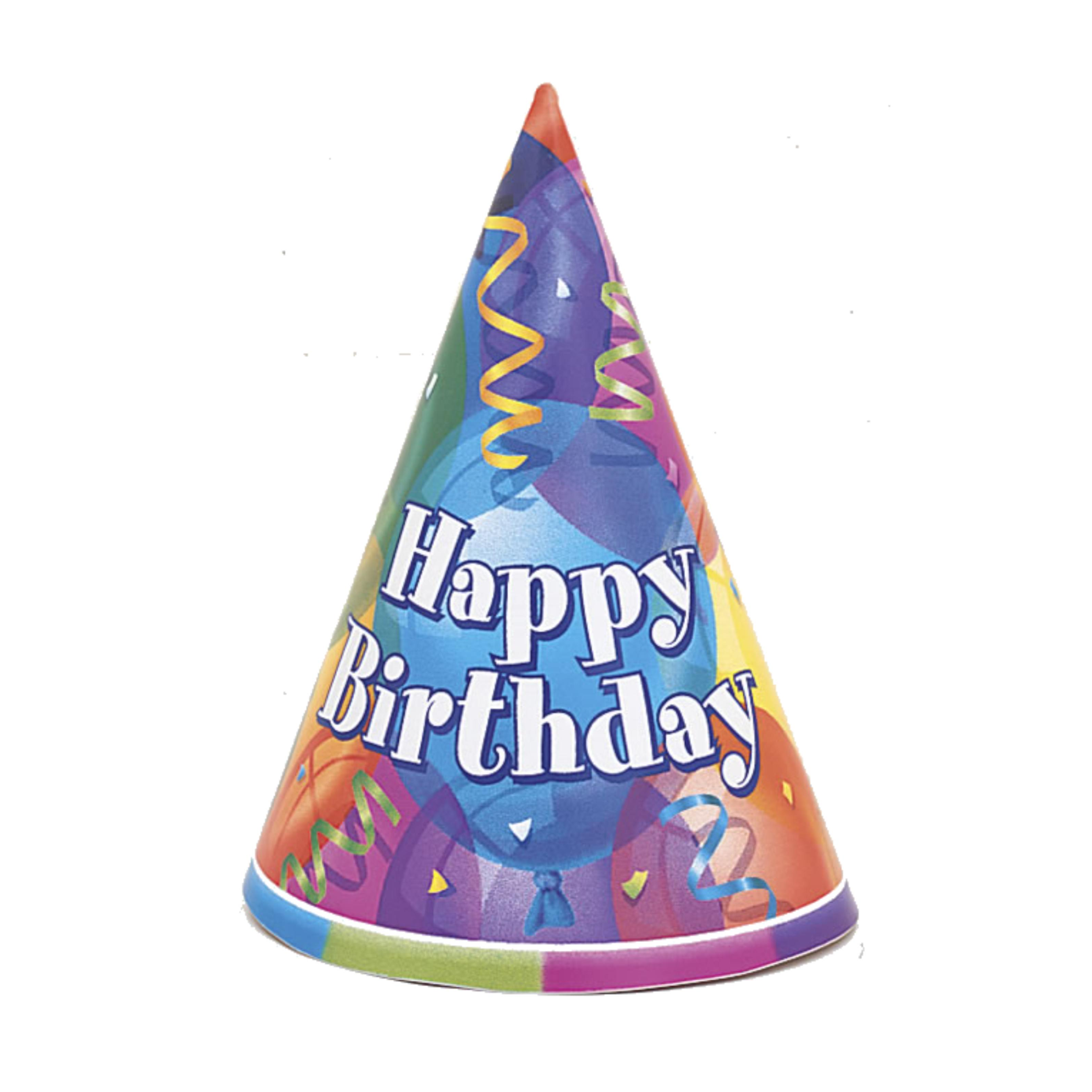 Cone Birthday Hat Clipart Free Clip Art Images