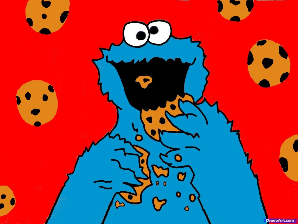 Cookie Monster Clip Art - Clipartion.com