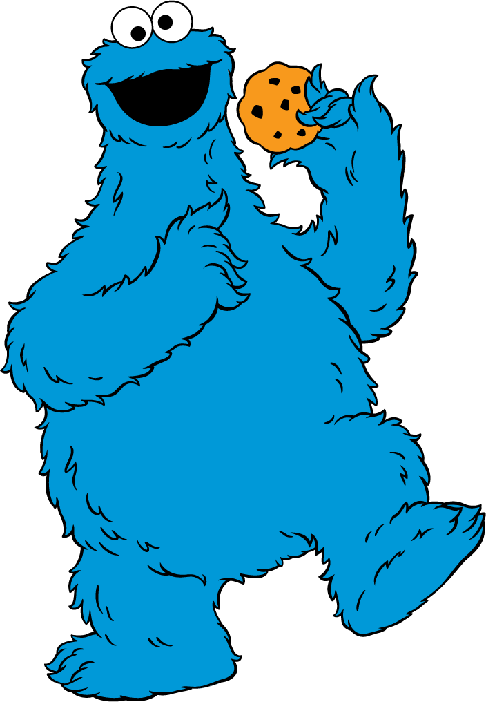 Best Cookie Monster Clip Art #4744 - Clipartion.com