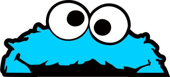 Cookie Monster Cut Off Medium Clipart Free Clip Art Images