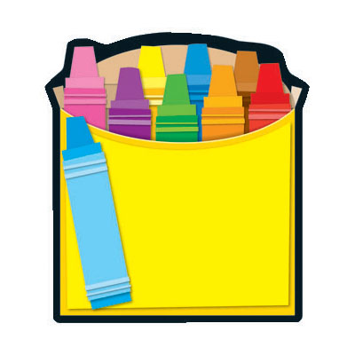 Crayon Clipart Png Images