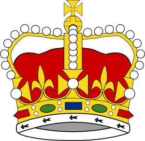 Crown Clip Art at Clker.com - vector clip art online, royalty free ...