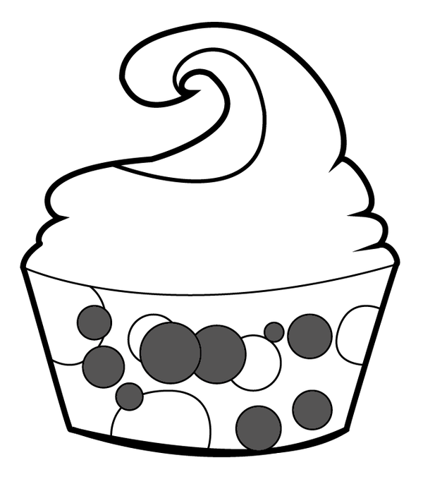 Cupcake With Candle Clipart Free Clip Art Images