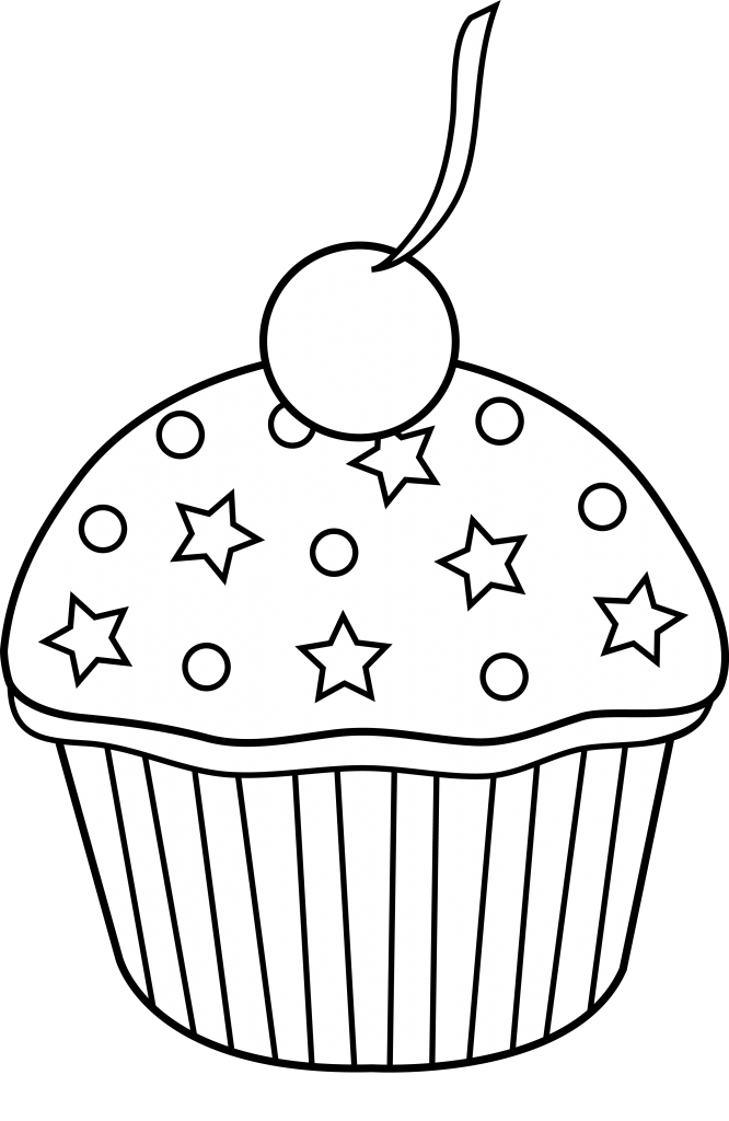 cupcake clipart black and white clipartion com can food clipart free can food clipart free