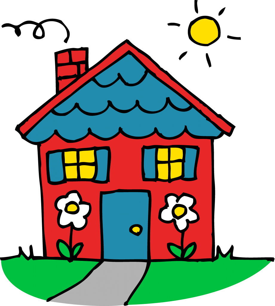 Cute House Clipart Free Clipart Images